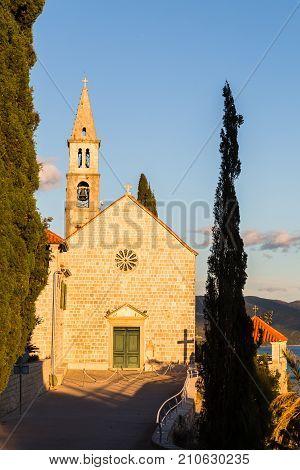 Franciscan Monastery In Orebic