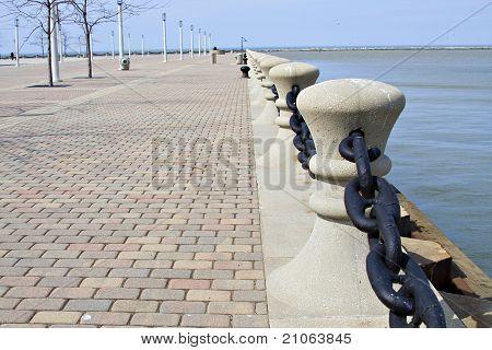 Cleveland Lake Erie