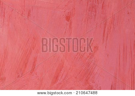Background Of Steel Plate With Primer