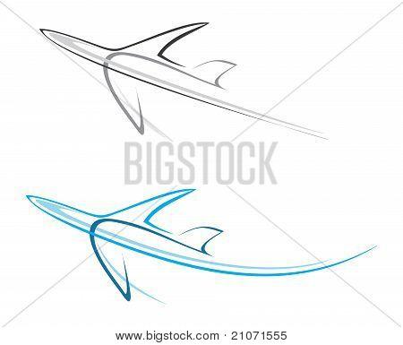 Plane, Airliner