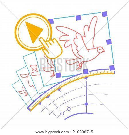 Icon Concept Animation