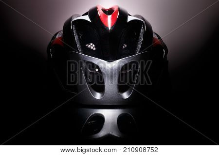 Future Technologies. Bicycle Mountain Bike Safety Helmet