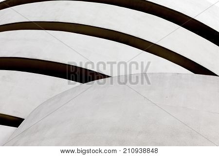 Solomon R. Guggenheim Museum In Nyc