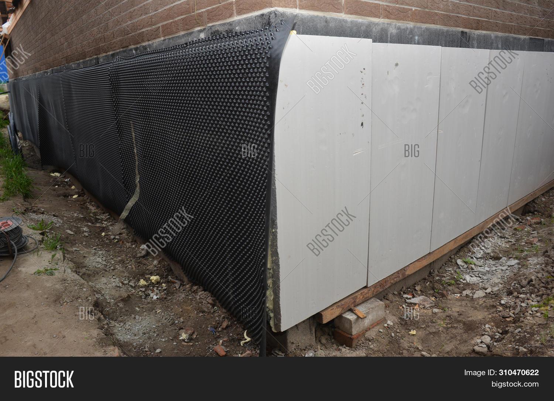 Foundation Foam Image Photo Free