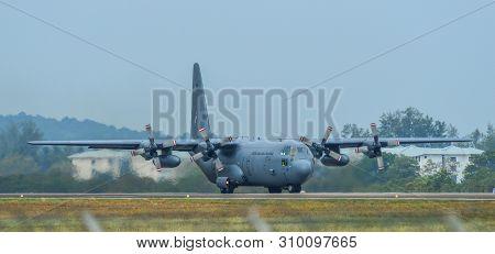 Lockheed C-130H Hercules Malaysian Air Force