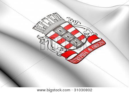 Joao Pessoa Coat Of Arms, Brazil.
