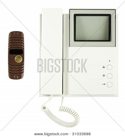 Internal And External Video Intercom Equipment
