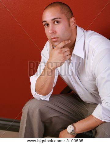 Attractive Man