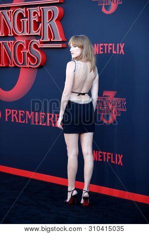 LOS ANGELES - JUN 28:  Maika Monroe at the