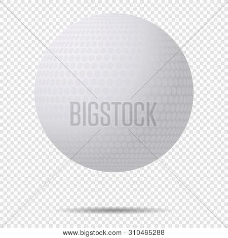 Vector Golf Ball Vector Photo Free Trial Bigstock