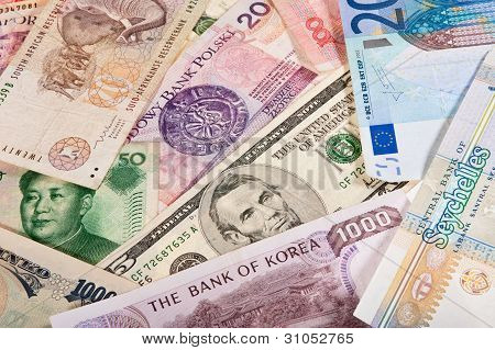 Banknote Background