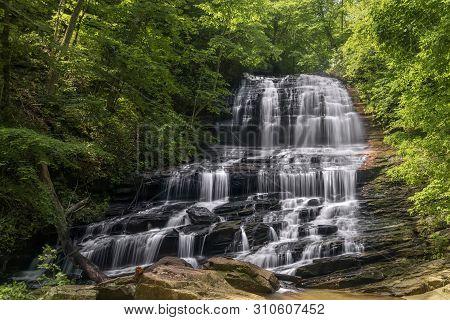 Pearsons Falls In North Carolina