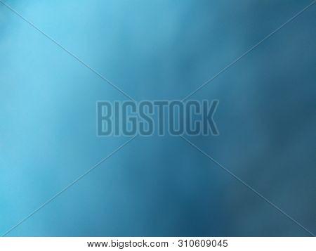 Light Cerulean And Dark Cerulean Smooth Background