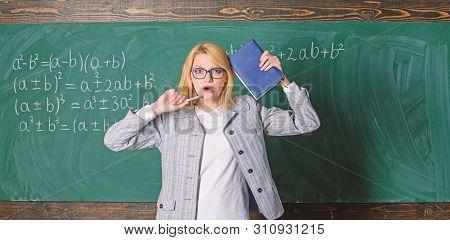 Inspired Work Harder Or Pursue Particular Goal. Learn Be Inspiring Teacher. Inspiring Educator Spark