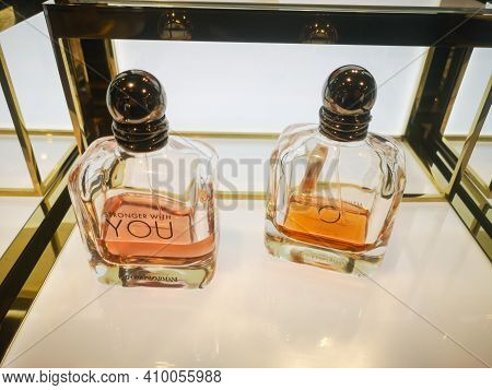 Fragrance For Men Emporio Armani Stronger With You By Giorgio Armani Belongs To The Aromatic Group I