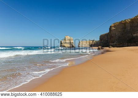 Gibson Beach Located On The Great Ocean Road Is An Amazing Beach Accessed By Stairs Cut Into The Cli