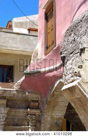 Venetian Style Buildings