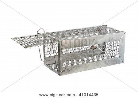 Mousetrap (rat Cage)