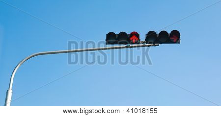 Traffic Sign, Red Light