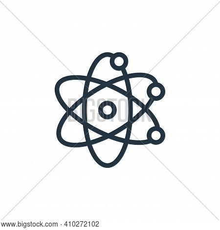 science icon isolated on white background from hobbies collection. science icon thin line outline li