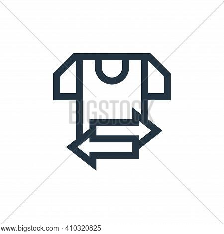 player icon isolated on white background from soccer collection. player icon thin line outline linea