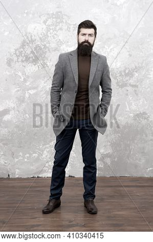 Fashion Style And Trend. Fashionable Look Of Busy Man. Menswear Concept. Elegant And Stylish Hipster