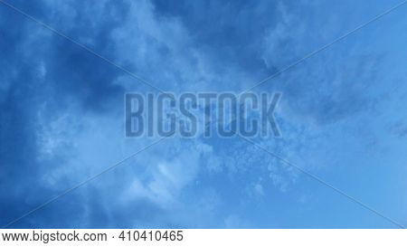 Clouds at Dusk, Cloud textures for backgrounds