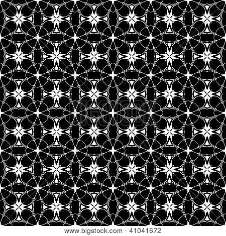 Allover Kaleidoscope Design