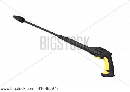 Spray Gun With Jet Lance With Dirt Cutter. For Stubborn Dirt. High Pressure Washer