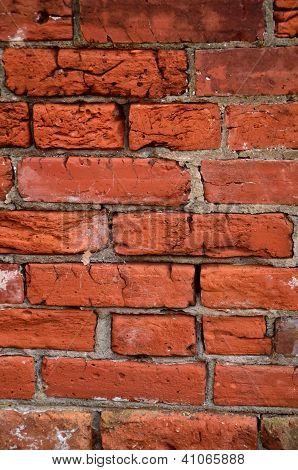 Rustic brick background