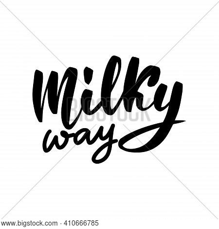 Milky Way, Astrology Natal Birth Chart Symbol.