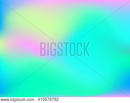 Bright Smooth Mesh Blurred Futuristic Pattern.