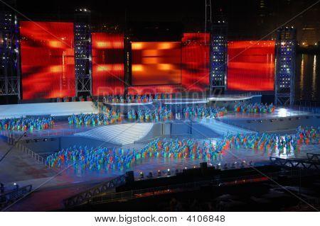 Singapore National Day Parade Performances