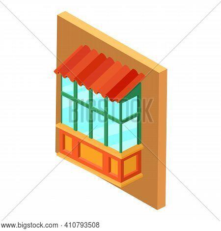 Soviet Balcony Icon. Isometric Illustration Of Soviet Balcony Vector Icon For Web