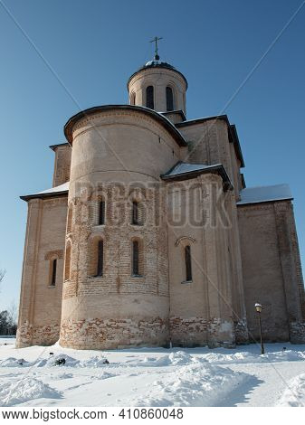 The Archangel Michael Church Is An Orthodox Church In The Smolensk Diocese Of The Russian Orthodox C