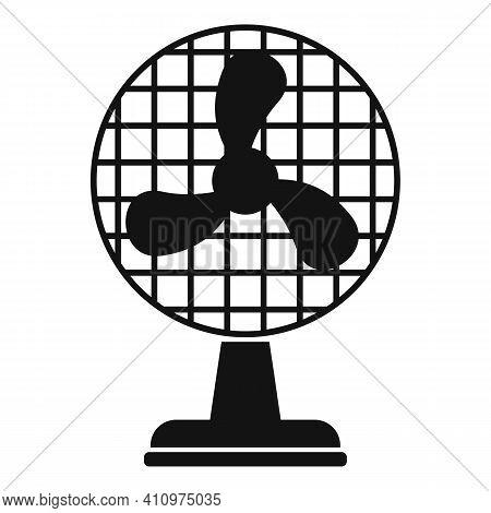 Frame Ventilator Icon. Simple Illustration Of Frame Ventilator Vector Icon For Web Design Isolated O
