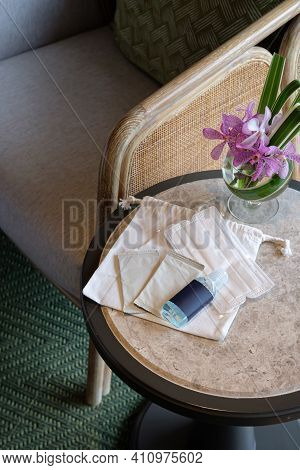 Hotel, Resort, Hospitality And Travel Safe Travel Kit For Personal Hygiene Anti-coronavirus(covid 19