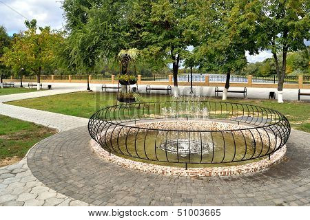 Quay Fountain