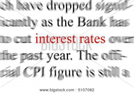 Interest Rates