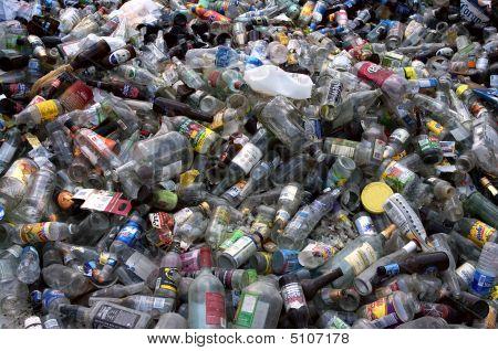 Glass Plastic Bottles