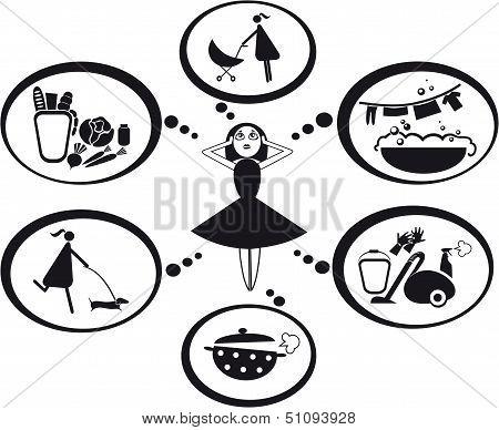 Weekdays Housewives