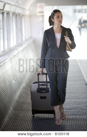 Airport Woman