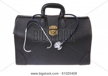 Black leather doctors