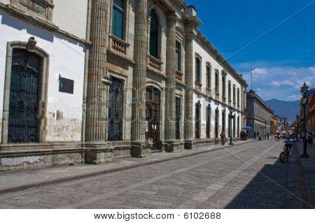 Oaxaca Old Town
