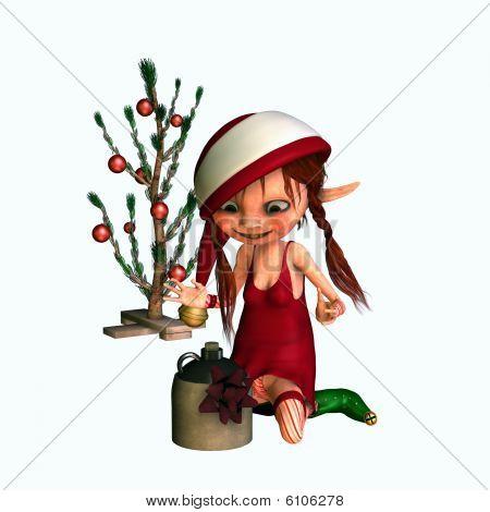 Santa's Inbred Elves