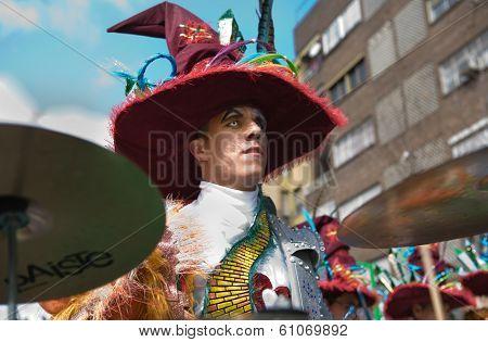 Wizard Percusionist