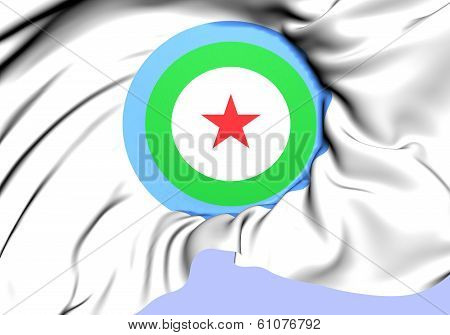 Djibouti Air Force Roundel