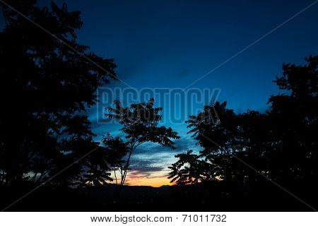 Twilight at Athens
