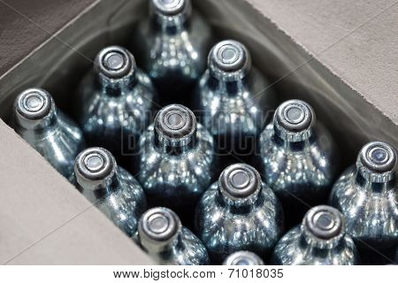 Soda chargers
