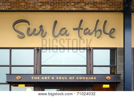 Sur La Table Store